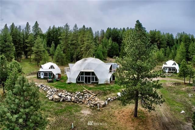 137 Peony Creek Rd, Tonasket, WA 98855 (MLS #1765259) :: Nick McLean Real Estate Group