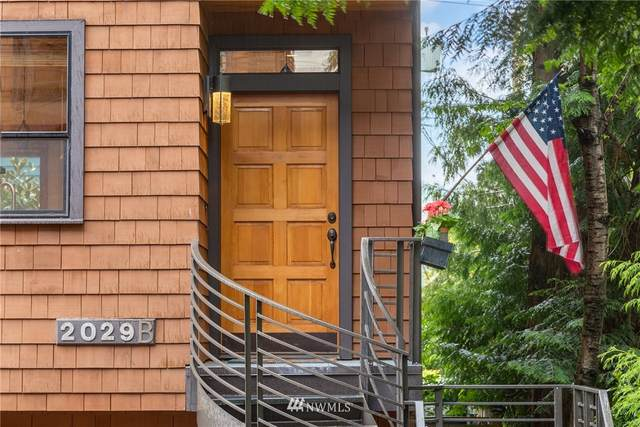 2029 Minor Avenue E B, Seattle, WA 98102 (#1765391) :: Northwest Home Team Realty, LLC