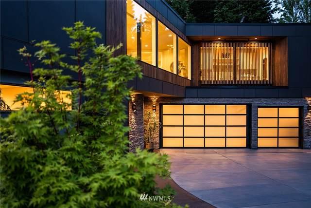 8700 NE 11th Street, Medina, WA 98039 (#1765487) :: Alchemy Real Estate