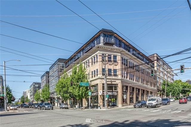 1408 12th Avenue #408, Seattle, WA 98112 (#1772001) :: Hauer Home Team