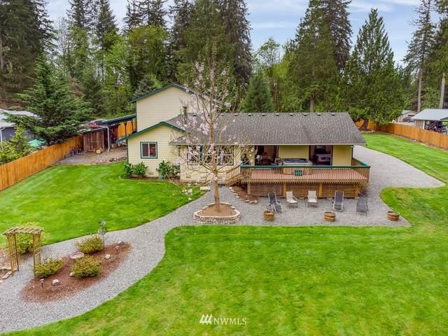5315 E Lake Bosworth Drive, Snohomish, WA 98290 (#1772468) :: Keller Williams Western Realty