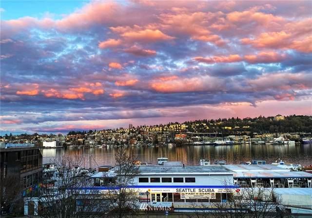 2001 Westlake Avenue N #24, Seattle, WA 98109 (#1772929) :: Better Properties Lacey