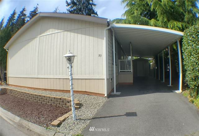 815 124th Street SW #93, Everett, WA 98204 (#1773734) :: Front Street Realty
