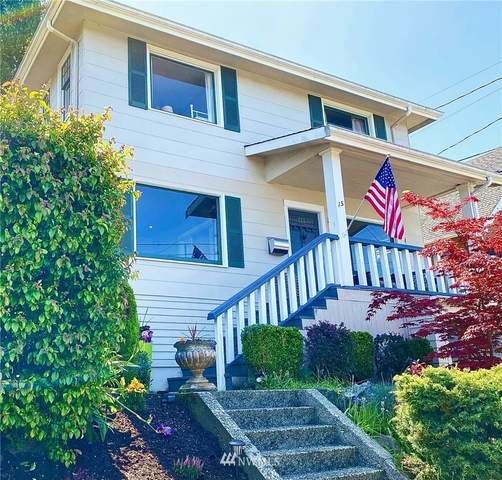 15 Smith, Seattle, WA 98109 (#1774293) :: Home Realty, Inc
