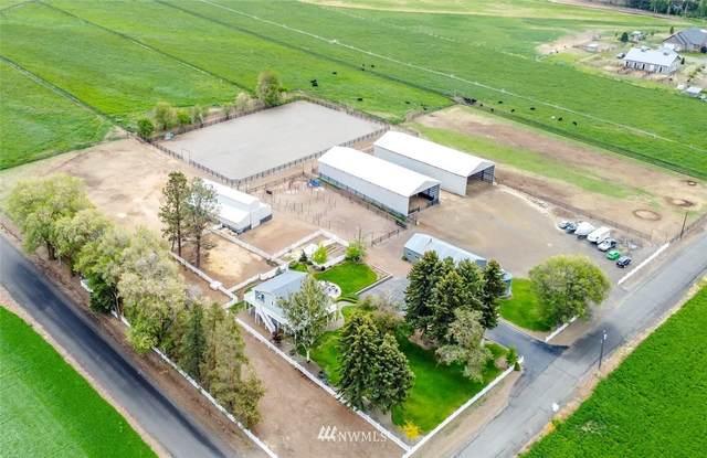 70 Ross Road, Ellensburg, WA 98926 (MLS #1779671) :: Nick McLean Real Estate Group
