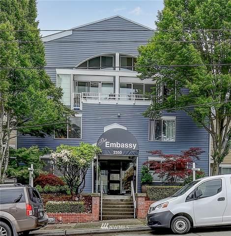 2350 10th E #206, Seattle, WA 98102 (#1783460) :: The Kendra Todd Group at Keller Williams