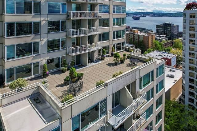 2600 2nd Avenue #1506, Seattle, WA 98121 (#1784444) :: Ben Kinney Real Estate Team