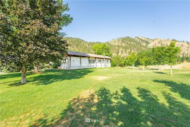 7440 Entiat River Road, Entiat, WA 98822 (#1784935) :: Ben Kinney Real Estate Team