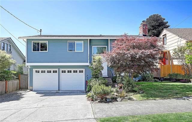 3039 NW 60th Street, Seattle, WA 98107 (#1786160) :: Northern Key Team