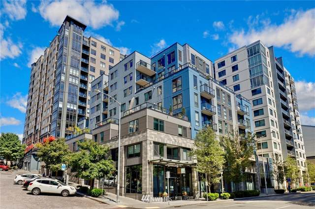 81 Clay Street #422, Seattle, WA 98121 (#1788616) :: Priority One Realty Inc.