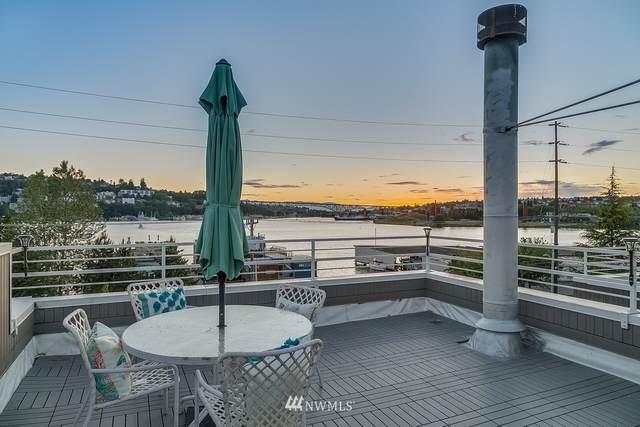 2364 Fairview Avenue E #8, Seattle, WA 98102 (#1789677) :: Hauer Home Team