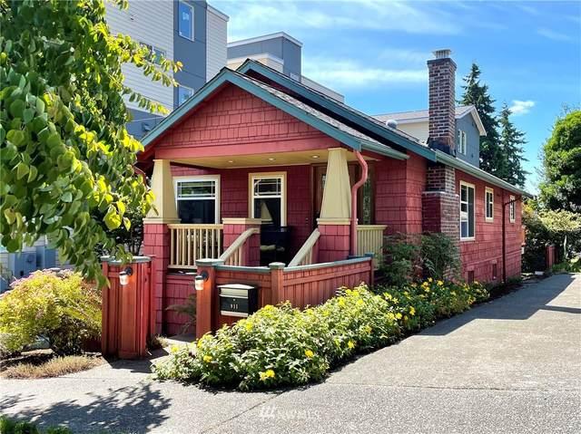 911 N 87th Street, Seattle, WA 98103 (#1793335) :: Lucas Pinto Real Estate Group