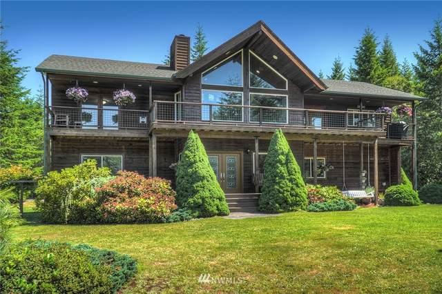 74 Mount Walker View Drive, Quilcene, WA 98376 (MLS #1794640) :: Reuben Bray Homes