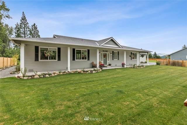 40 (Lot 2) Rickter Road, Ellensburg, WA 98926 (#1801242) :: Neighborhood Real Estate Group
