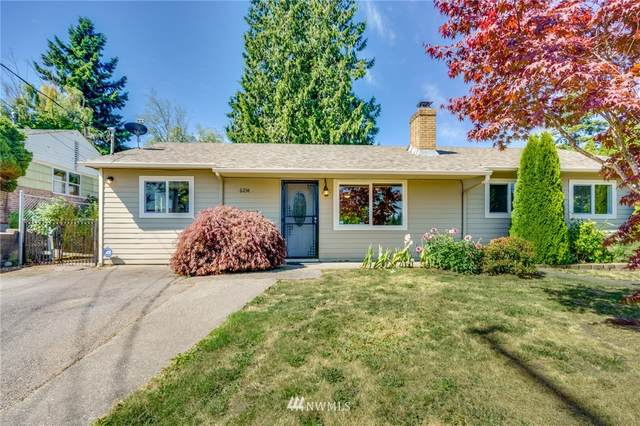 6234 S 120th Street, Seattle, WA 98178 (#1805258) :: The Kendra Todd Group at Keller Williams