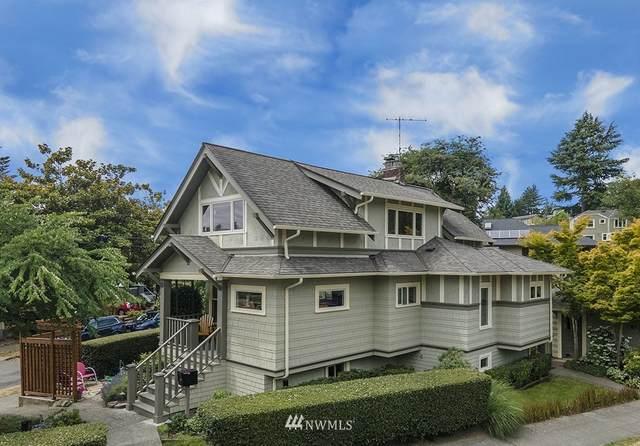3458 E Florence Court, Seattle, WA 98112 (#1807928) :: NW Homeseekers