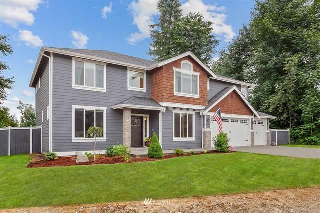 10711 200th Avenue SE, Snohomish, WA 98290 (#1809276) :: Ben Kinney Real Estate Team