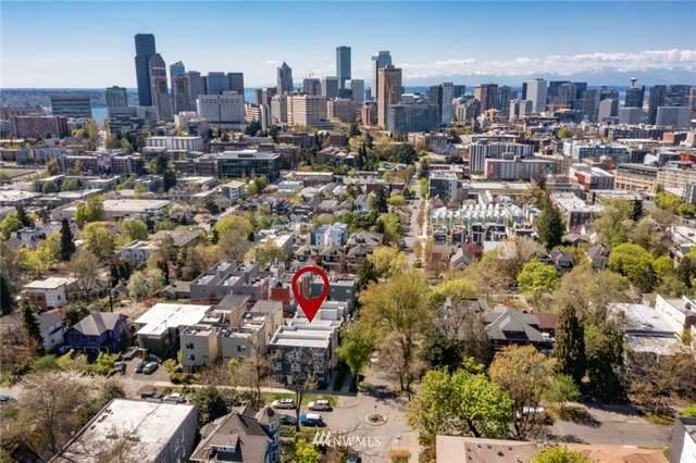 1501 E Spring Street #9, Seattle, WA 98122 (#1812779) :: Shook Home Group