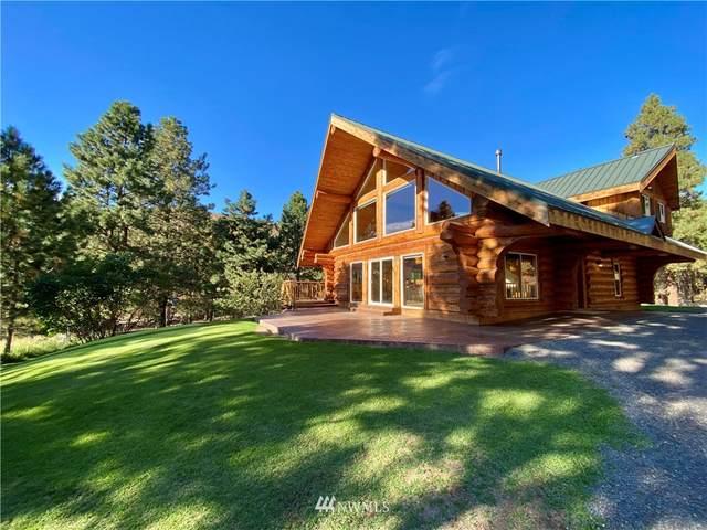 7850 Secret Canyon Road, Ellensburg, WA 98926 (#1837715) :: Stan Giske