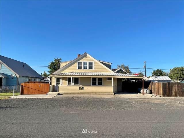 208 W Douglas Street, Coulee City, WA 99115 (MLS #1841787) :: Nick McLean Real Estate Group