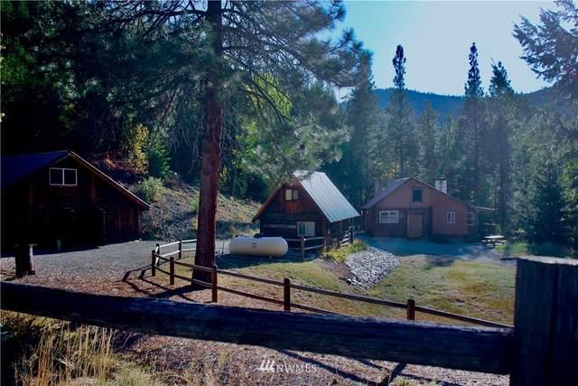 133 Newby Creek Road B, Twisp, WA 98856 (MLS #1850124) :: Nick McLean Real Estate Group