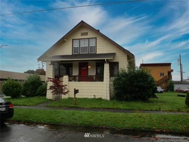 803 W 3rd Street, Aberdeen, WA 98520 (#1853771) :: McAuley Homes
