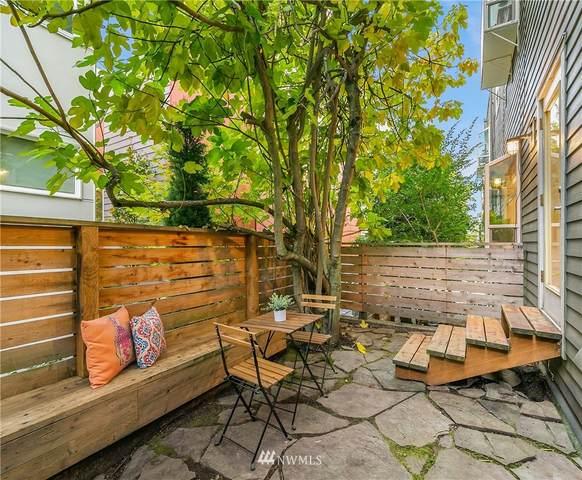 1501 E Spring Street #4, Seattle, WA 98122 (#1856270) :: Front Street Realty