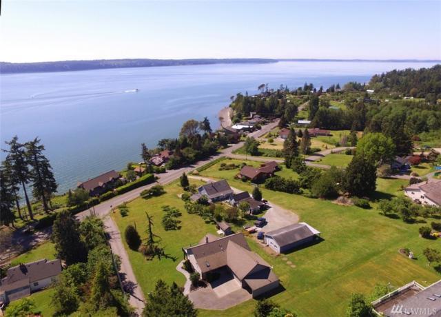 718 Lactrup Rd. + Vacant Lot, Camano Island, WA 98282 (#1129027) :: Ben Kinney Real Estate Team