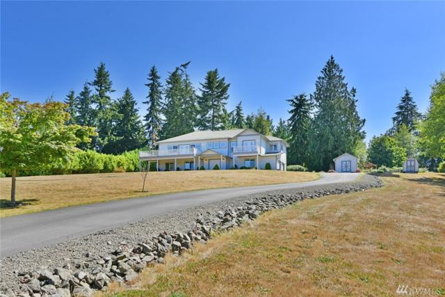 33 Olympic Ridge Dr, Port Ludlow, WA 98365 (#1180870) :: Homes on the Sound