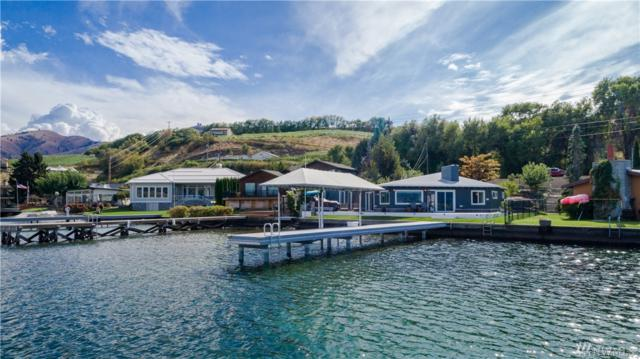 812 Lakeshore Rd, Chelan, WA 98816 (#1197134) :: Ben Kinney Real Estate Team