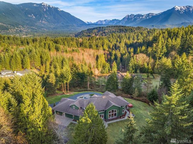 43237 SE 163rd St, North Bend, WA 98045 (#1209058) :: Homes on the Sound