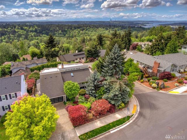 5525 Highland Dr, Bellevue, WA 98006 (#1263929) :: The DiBello Real Estate Group