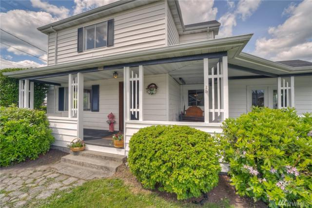 1220 Main St, Buckley, WA 98321 (#1302286) :: Homes on the Sound