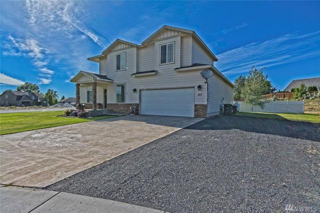 617 N Swan Lane, Moses Lake, WA 98837 (#1320800) :: Real Estate Solutions Group
