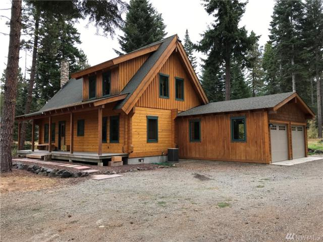 40 Timber Rd, Cle Elum, WA 98922 (#1338542) :: Homes on the Sound
