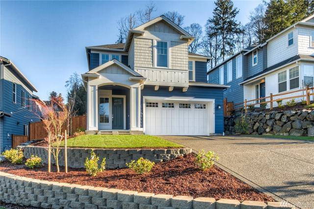 31318 43rd Place SW #4, Federal Way, WA 98023 (#1339190) :: Homes on the Sound