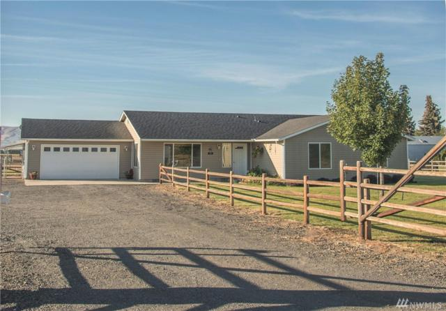 120 Hazel Lane, Ellensburg, WA 98926 (#1348947) :: Homes on the Sound