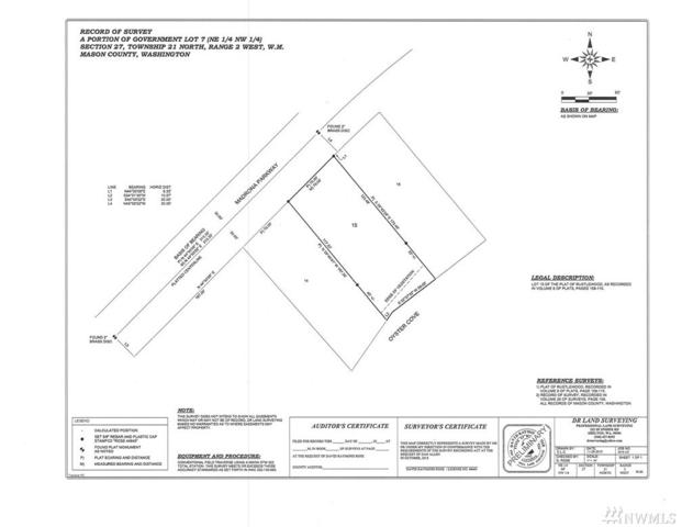 0 E Madrona, Grapeview, WA 98546 (#1355104) :: Kimberly Gartland Group