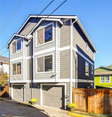 2412-A SW Holden St, Seattle, WA 98106 (#1373034) :: Real Estate Solutions Group