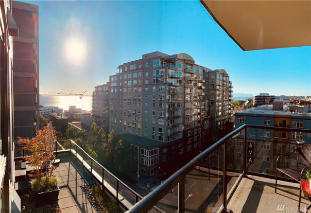 81 Clay St #821, Seattle, WA 98121 (#1374670) :: The DiBello Real Estate Group