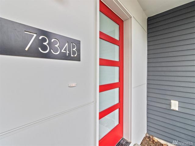 7334-B 40th Ave NE, Seattle, WA 98115 (#1396237) :: Homes on the Sound