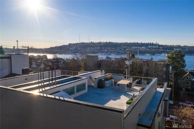 2616 Eastlake Ave E B, Seattle, WA 98102 (#1401376) :: Homes on the Sound