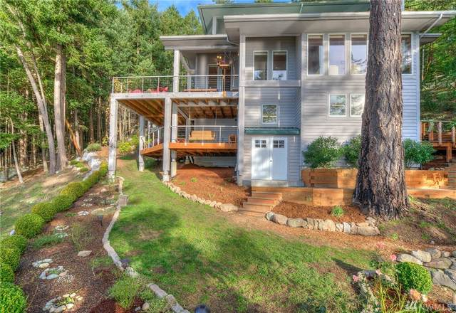 650 Deer Point Road, Orcas Island, WA 98245 (#1401395) :: Ben Kinney Real Estate Team
