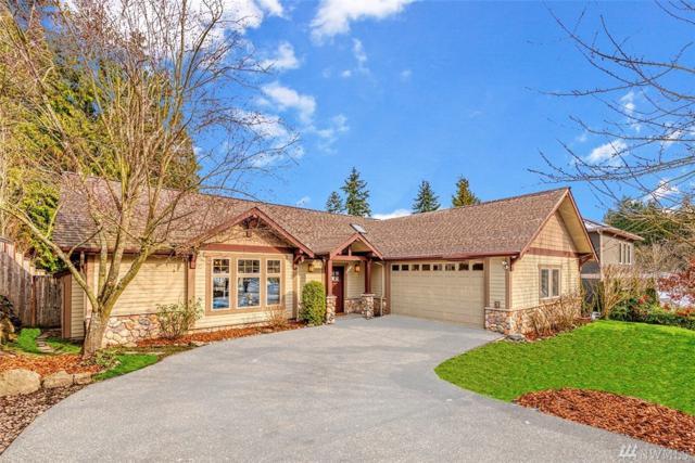10704 NE 28th St, Bellevue, WA 98004 (#1409163) :: Ben Kinney Real Estate Team
