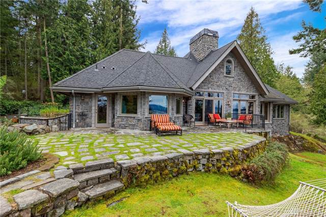 764 Big Foot Rd, Friday Harbor, WA 98250 (#1437935) :: Chris Cross Real Estate Group