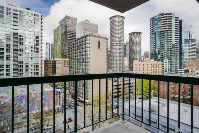 2100 3rd Ave #905, Seattle, WA 98121 (#1437991) :: Kwasi Homes