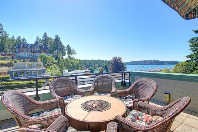 91 Captain Garthney Lane, Friday Harbor, WA 98250 (#1463990) :: Lucas Pinto Real Estate Group