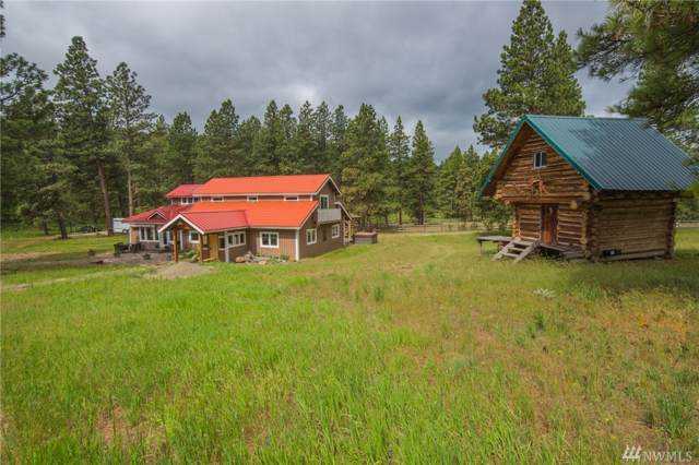2590 Hidden Valley Rd, Cle Elum, WA 98922 (#1464534) :: Record Real Estate