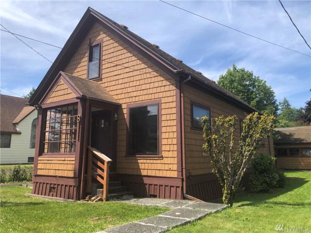 811 Eklund Ave, Hoquiam, WA 98550 (#1467427) :: Ben Kinney Real Estate Team
