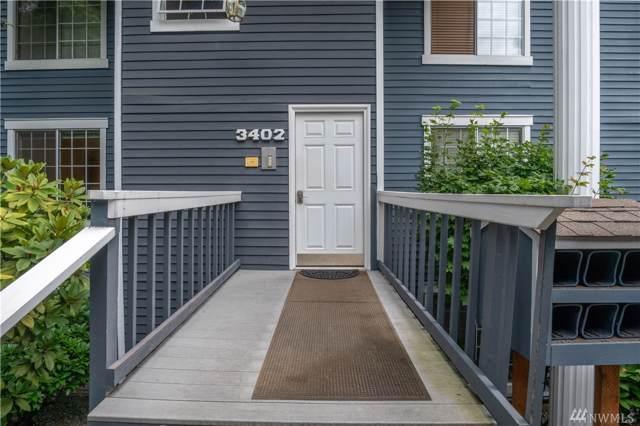 3402 SE 161st Ct. Se #24, Bellevue, WA 98008 (#1489427) :: Real Estate Solutions Group